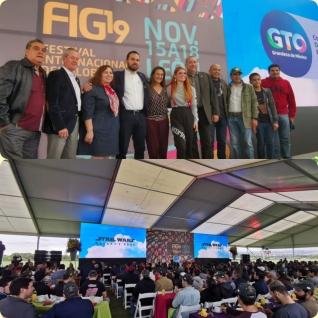 Rueda de Prensa Festival Internacional del Globo